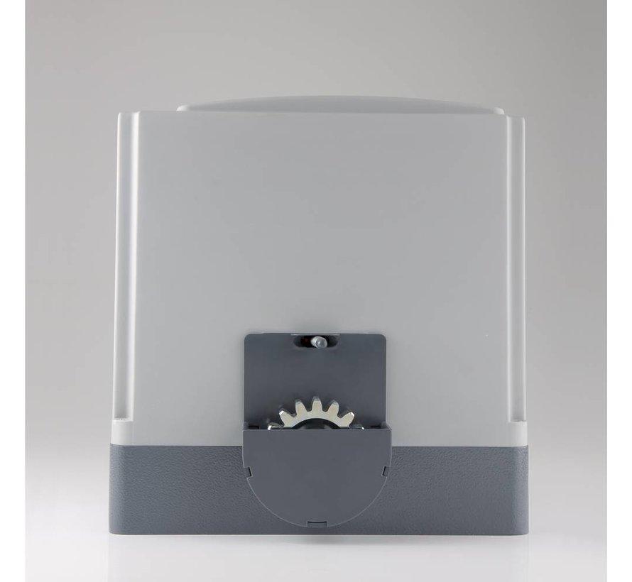 MOOVY is een zwaar uitgevoerde, robuuste en betrouwbare schuifpoortopener tot 1.200 kg