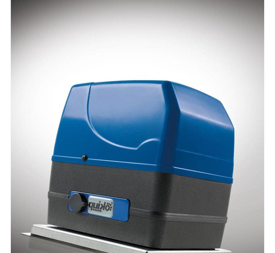 VELOS HS is de snelste automatische poortopener in zijn categorie - klein maar zeer snel en performant