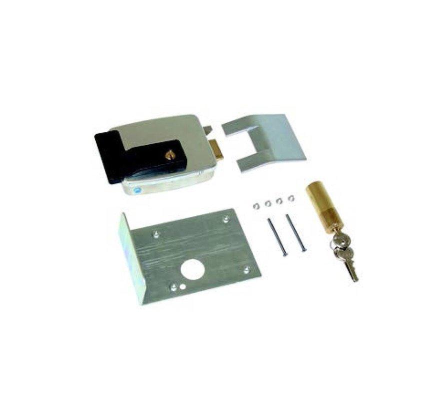 Vertikale elektrische poortlock module met control board en kabels