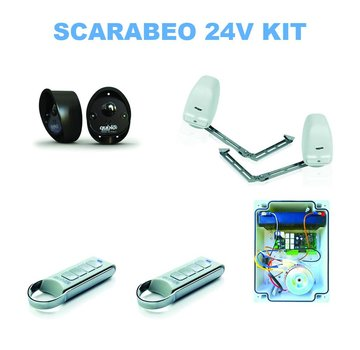 Quiko SCARABEO - SCA24KIT - Knikarm opener - 2,5 m