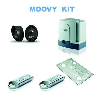 Quiko MOOVY HS800 de snelste schuifpoortopener op de markt