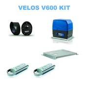 Quiko VELOS QK-V600KITFX - High Speed automatische schuifdeuropener 600 kg
