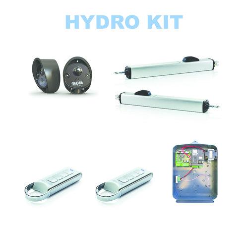 Quiko HYDRO is het hydraulische werkpaard van de poortopeners