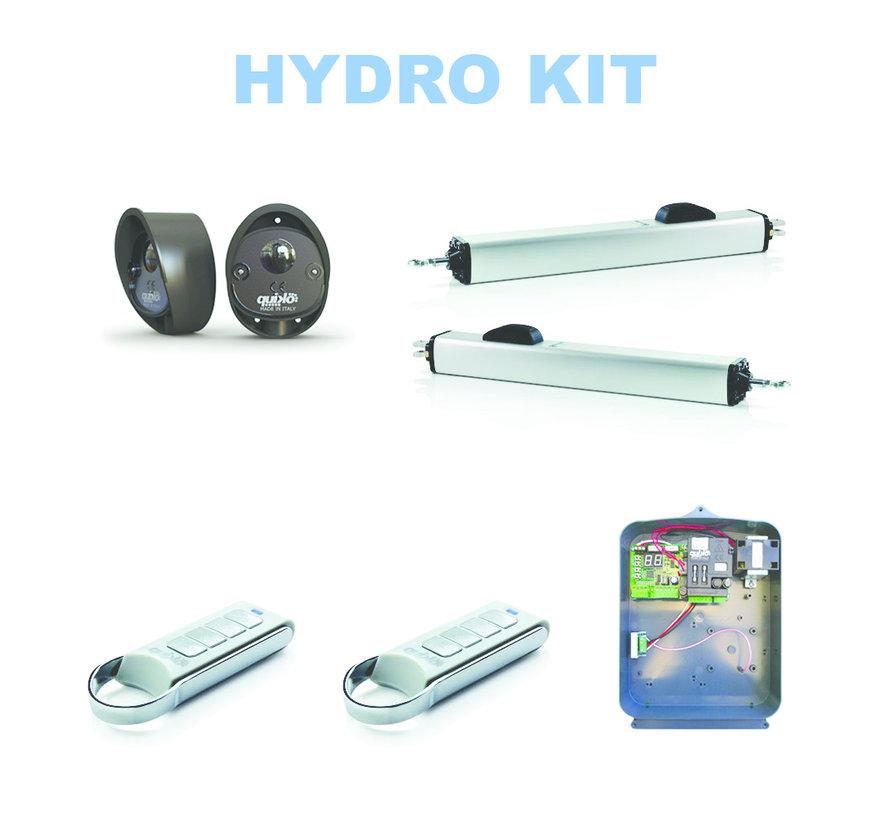 HYDRO is het hydraulische werkpaard van de poortopeners