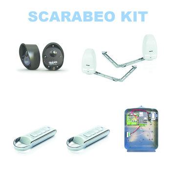 Quiko SCARABEO - SCA230KIT - Knikarm opener 230KIT  - 2,5 m