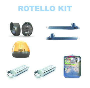 Quiko ROTELLO R400KIT - 230VAC -  4,5 m