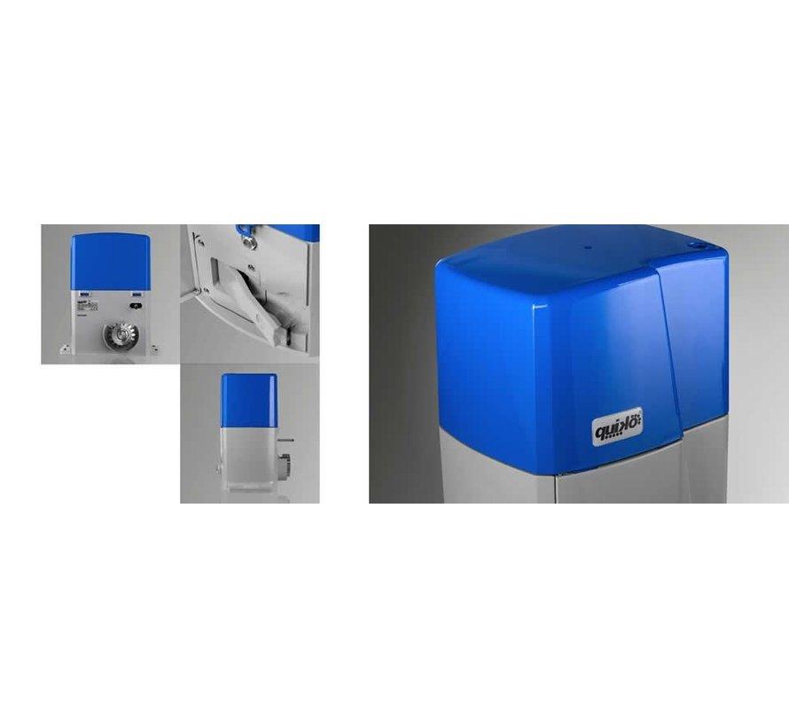ERCOLE is de professionele serie voor zware schuifpoorten tot 2.500 kg