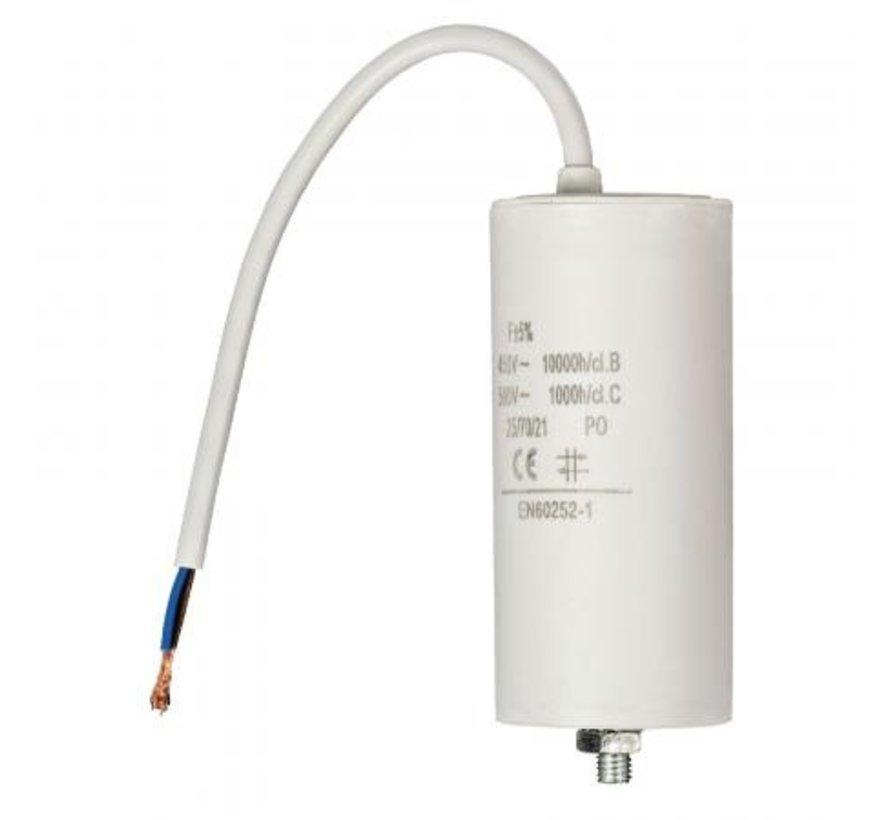 Condensator 10µF voor poortmotor te versterken