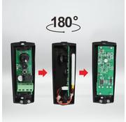 Quiko Q-180 IR fotocellen 180° draaibaar op batterijen