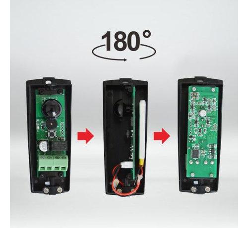 Quiko Q-180 Infra Rood fotocellen  - draaibaar 180° - op batterij