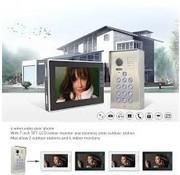 Quiko Videofoon Vision126 met codeklavier
