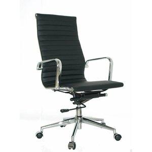 119 Kunstlederen bureaustoel