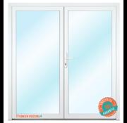 RoRo Profil Dubbele deur 200x215