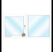 RoRo Profil Dakkapel kozijn 150x80