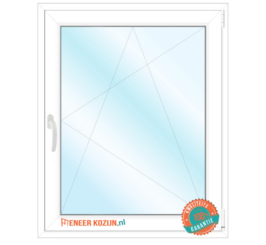 Draai kiep raam 100x140