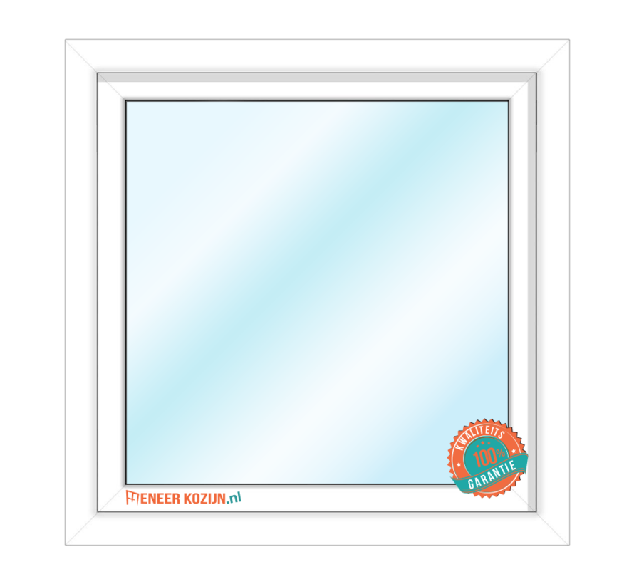 Draai kiep raam 60x60
