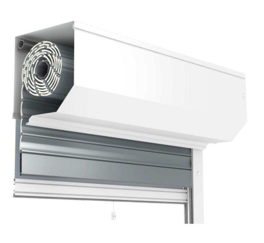 Rolluik PST 45 graden, product omschrijving