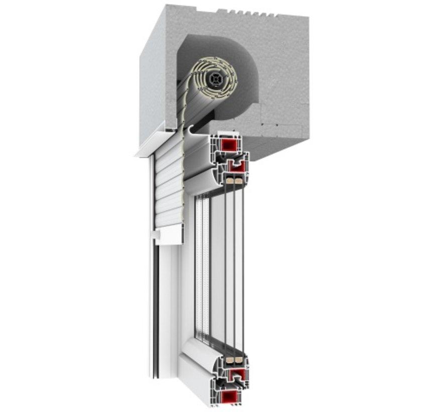 Drutex bovenrolluik RS piepschuim: EPS doos