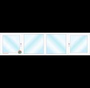 RoRo Profil Dakkapel-kozijn 400x110 Intrek