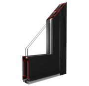 Drutex Voordeur Aluminium mb70 HI
