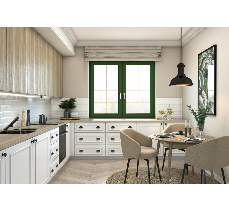 Draai-kiep raam 50x100