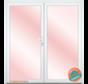 Dubbele deur Drutex 200 x 200