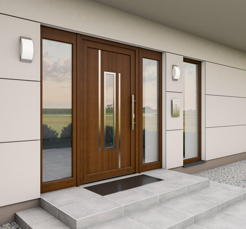 Onze nieuwe voordeuren