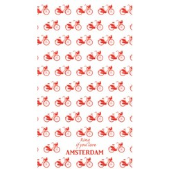 Toweltje Red Bike
