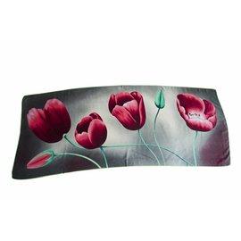 Irene Tulip scarfs Tulip scarf Gray TGR819
