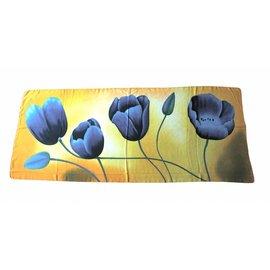 Irene Tulip scarfs Tulpensjaal Oranje TO817