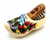 Shoe brush clog