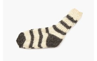 Socks sheep wool