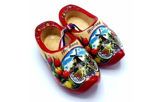 Woodenshoe souvenirs