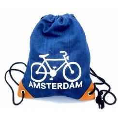 Amstel Bag dark bike