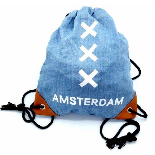 Amstel bags Amstel Bag XXX light blue