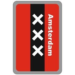 Speelkaarten Amsterdam