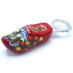 Klomp opener 8cm Rood