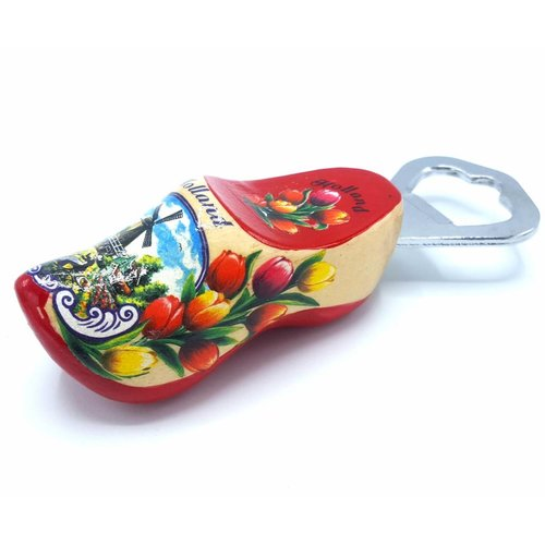 Klomp opener 8cm Rode zool