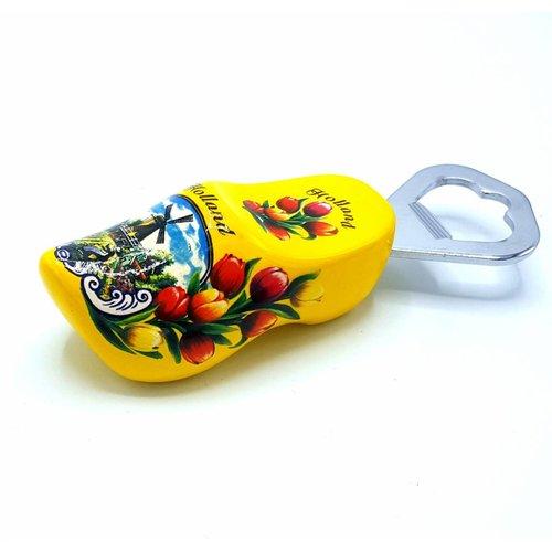 Klomp opener 8cm geel