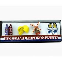 Minimagnets Holland mix