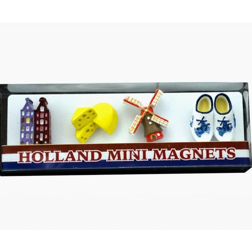 Minimagnets Holland mix