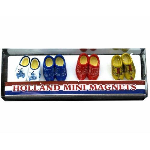 Minimagnets woodenshoes mix