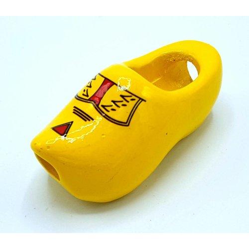 Handkerchief shoe Farmer yellow