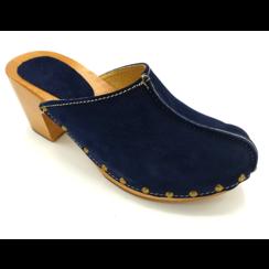 DINA heels blauw