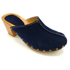 DINA heels blue