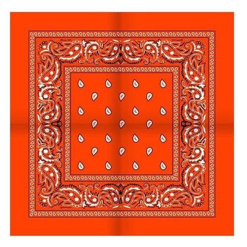 Boerenzakdoek Oranje