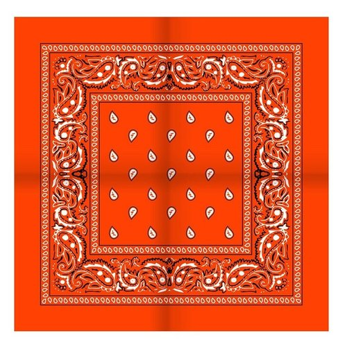 Handkerchief Orange