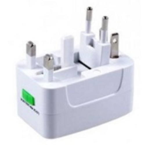 Adapter Wereld all-in-one