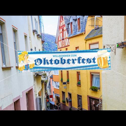 Spandoek Oktoberfest 180x40