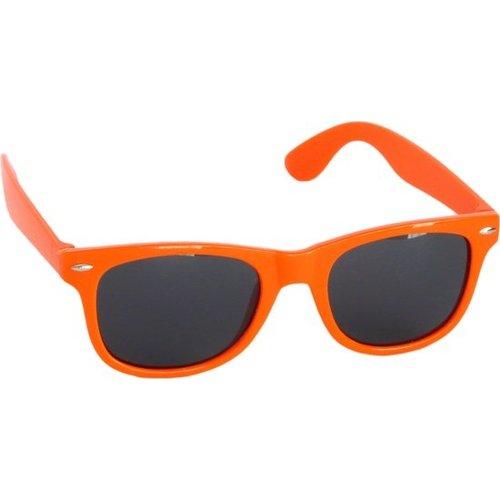Oranje zonnebril